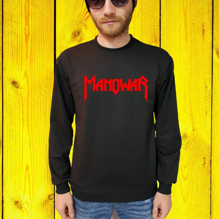 Свитшот Manowar 1