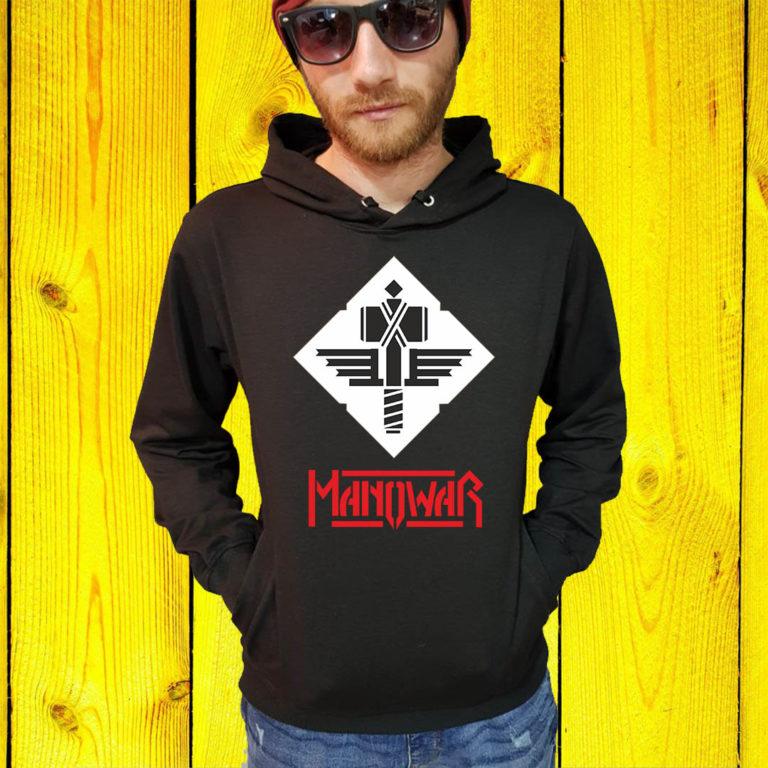 Худи Manowar 6
