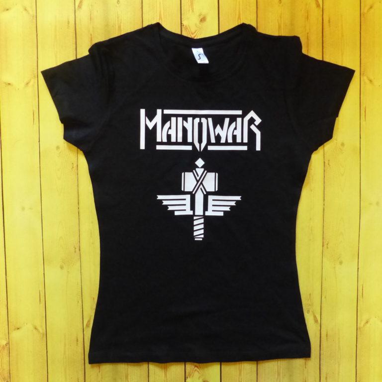Купить Футболка Manowar 4