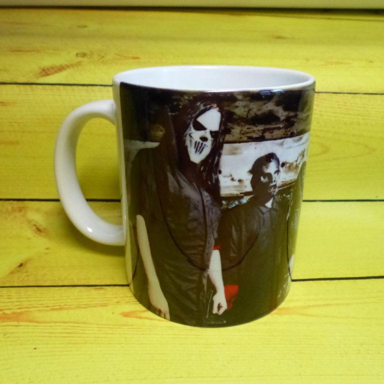Купить Чашка SlipKnot 1
