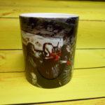 Чашка SlipKnot 1