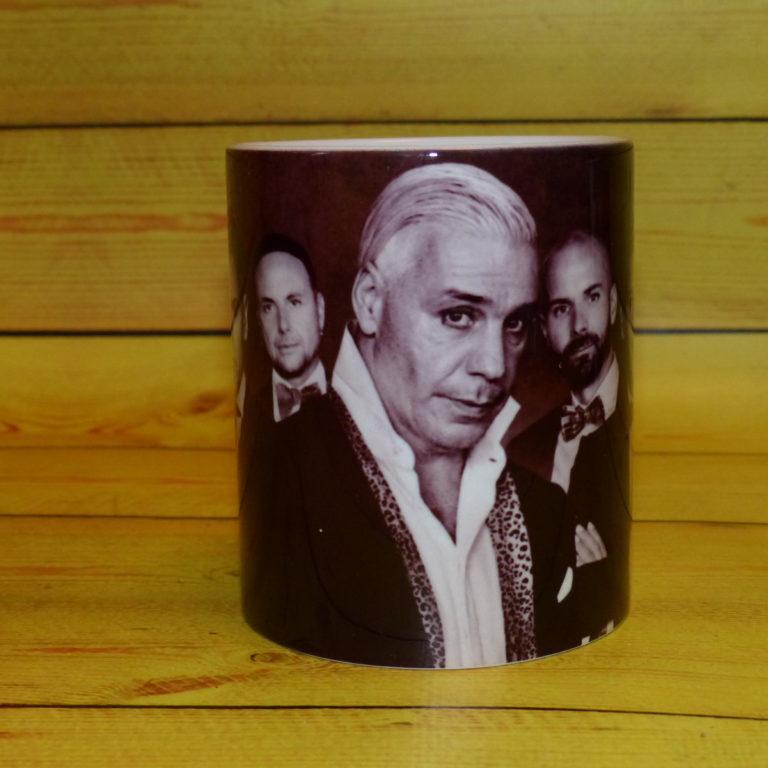 Купить Чашка Rammstein 1