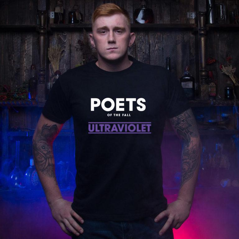 Футболка Poets of the Fall 5