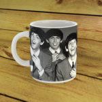 Чашка The Beatles