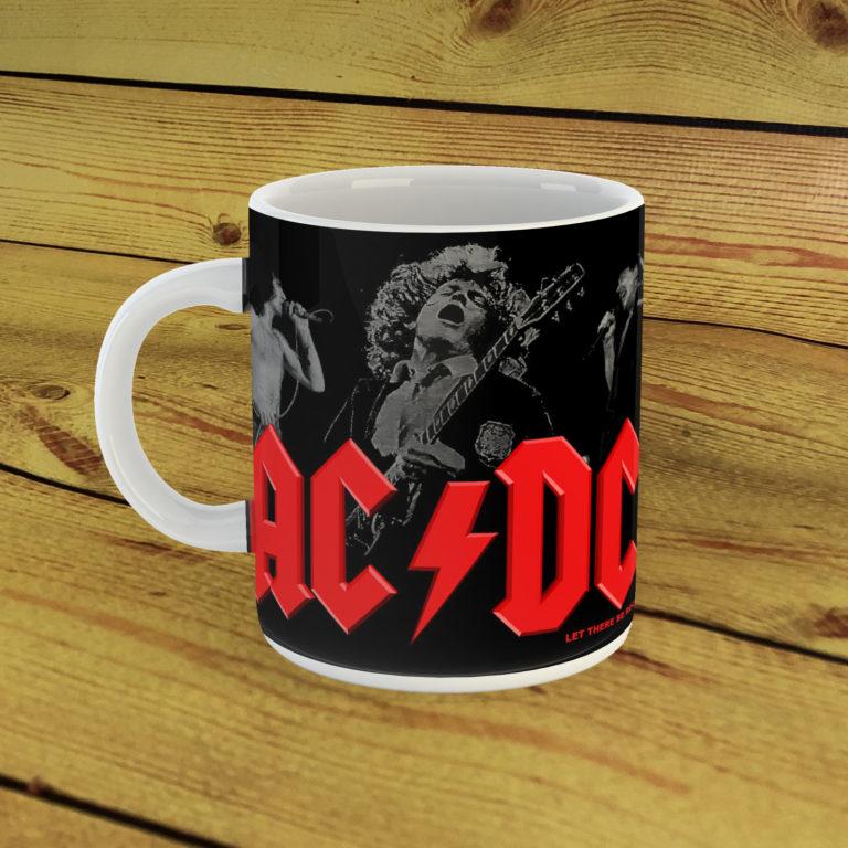 Чашка ACDC