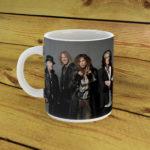 Чашка Aerosmith
