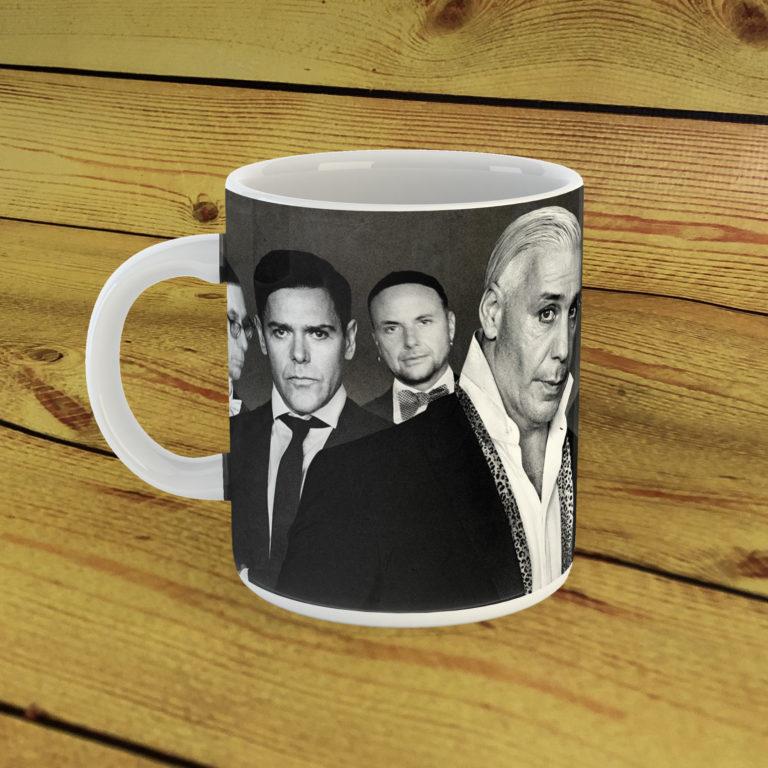 Чашка Rammstein 1