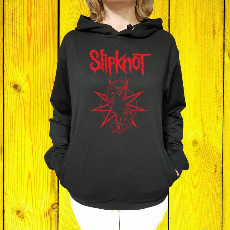 Худи SlipKnot 1