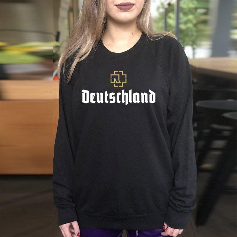 Свитшот Rammstein 17