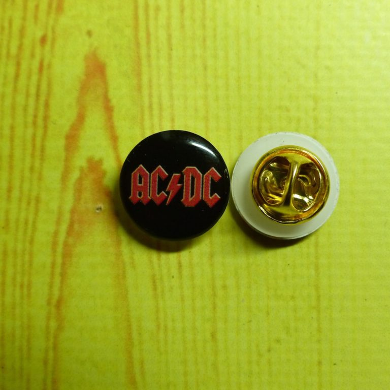 Пин (значок) AC/DC