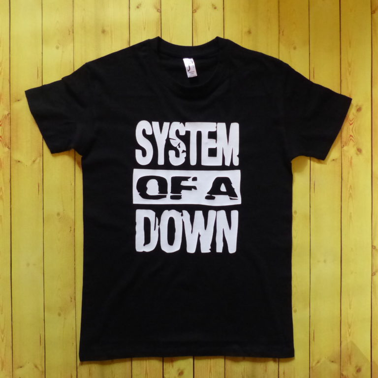 Футболка System of a down 13