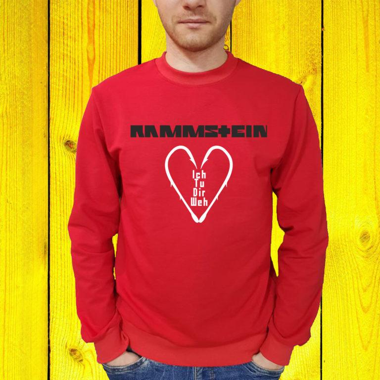 Купить Свитшот Rammstein15