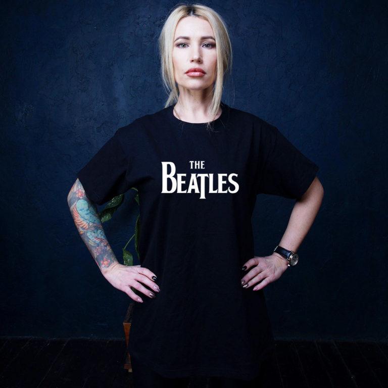 Футболка The Beatles 4