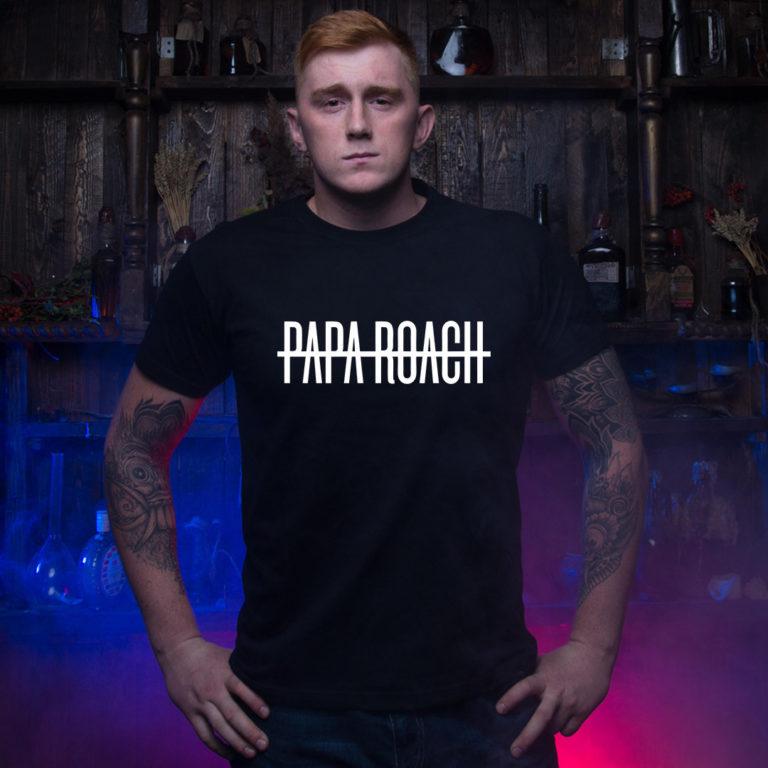 Футболка Papa Roach 6