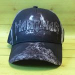 Бейсболка Manowar 1
