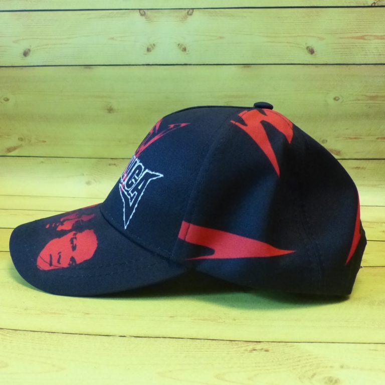 Купить Бейсболка Metallica 3