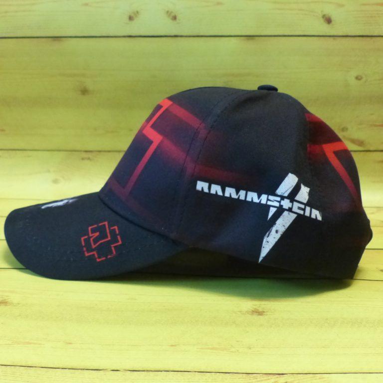 Купить Бейсболка Rammstein 2