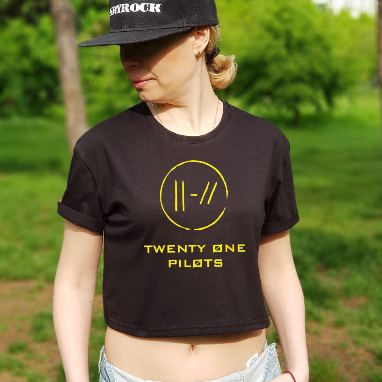 Топ женский Twenty One Pilots 14