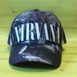 Бейсболка Nirvana 1