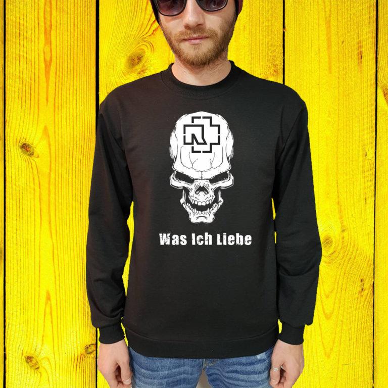 Свитшот Rammstein 30