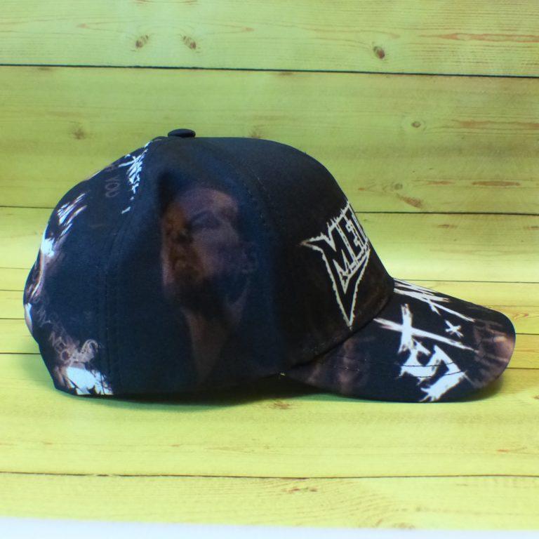 Цена Бейсболка Metallica 2