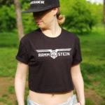 Топ женский Rammstein 2