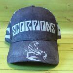 Бейсболка Scorpions 1