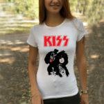 Футболка Kiss 5