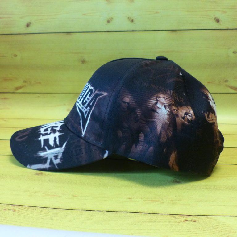 Купить Бейсболка Metallica 2