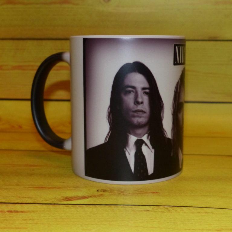 Купить Чашка Nirvana - 03