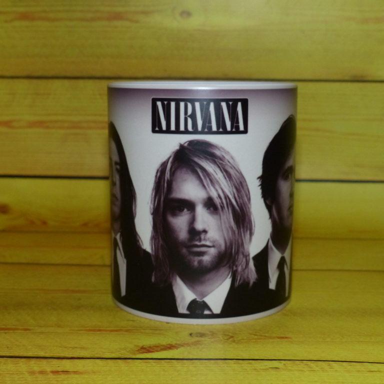 Чашка Nirvana - 03