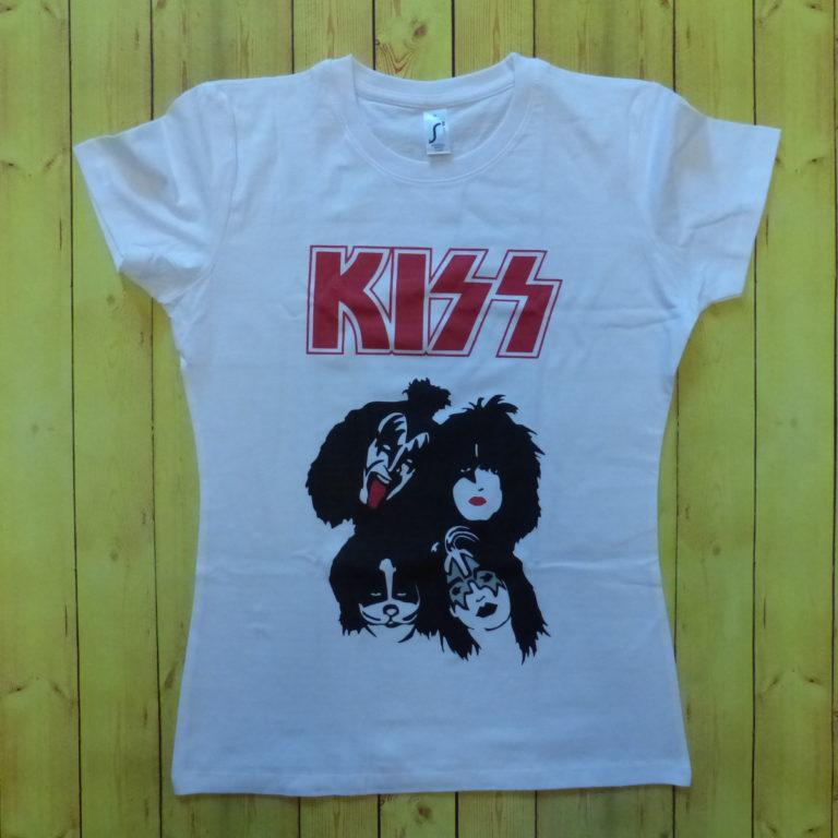 Купить Футболка Kiss 5