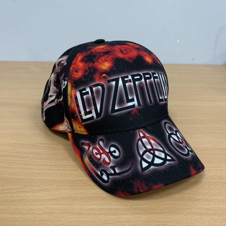 Бейсболка Led Zeppelin 1