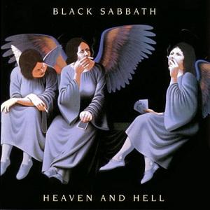 Black Sabbath - Heaven And Hell, 1980.