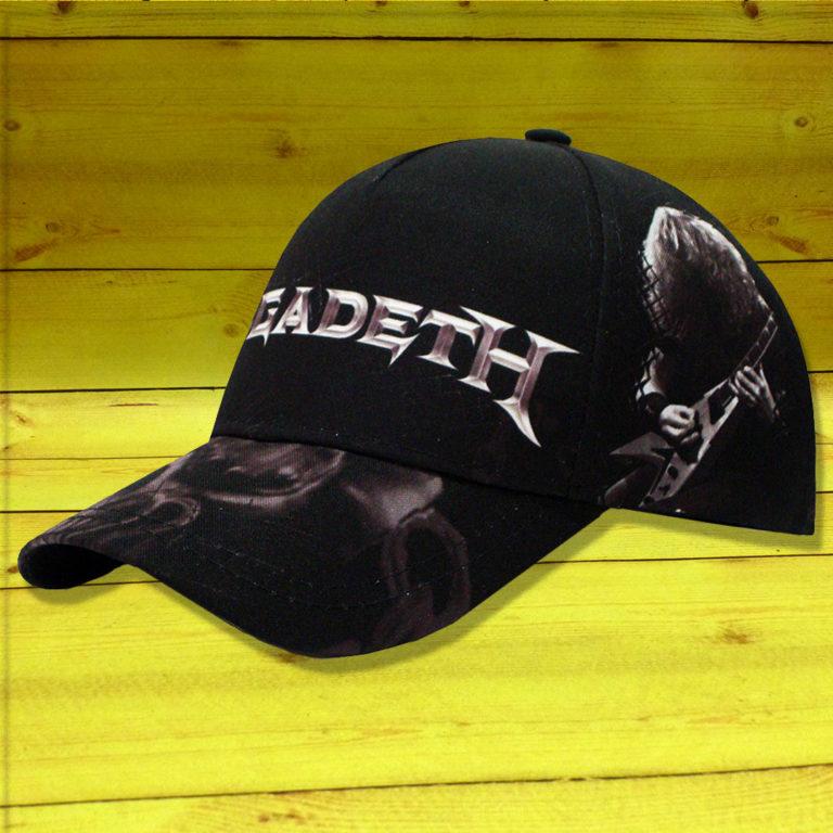 Бейсболка Megadeth 1