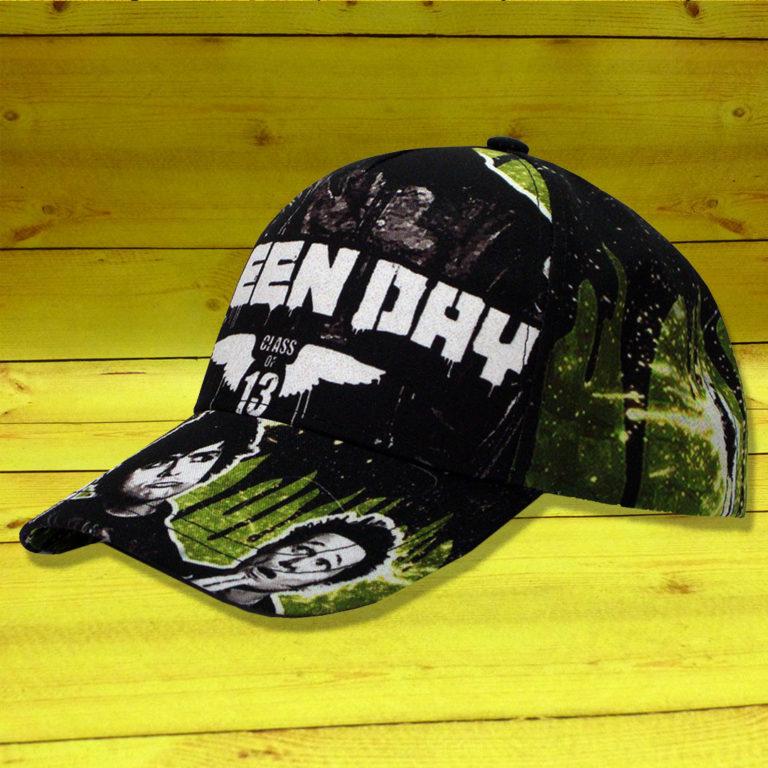 Бейсболка Green Day 2