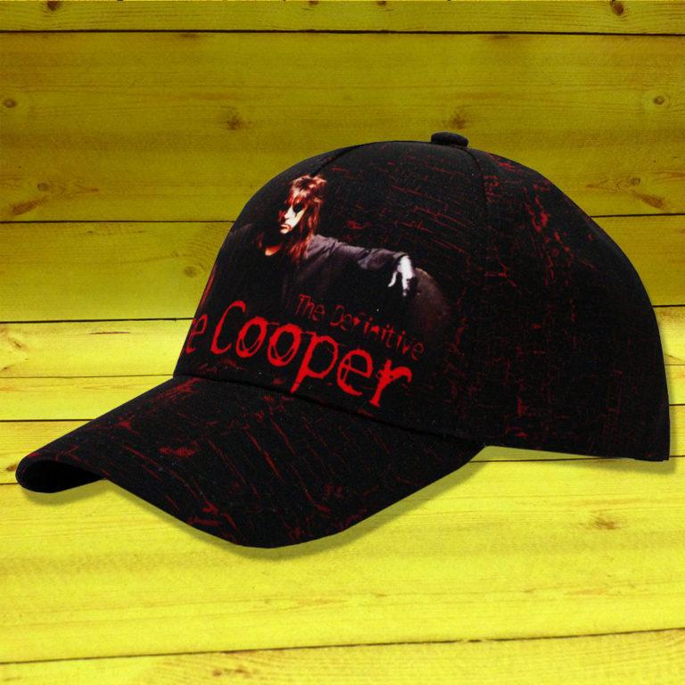 Бейсболка Alice Cooper 1