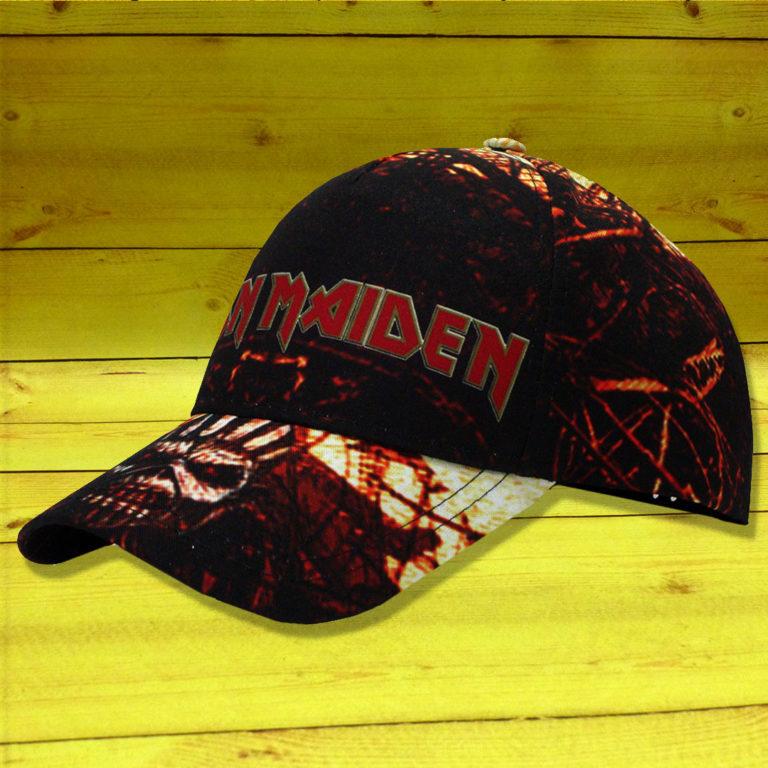 Бейсболка Iron Maiden 2