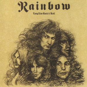 Rainbow - Long Live Rock'N'Roll, 1978.