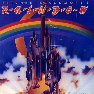 Rainbow - Ritchie Blackmore's Rainbow, 1975.