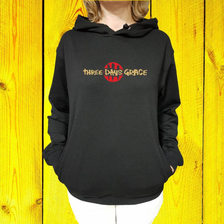 Худи Three Days Grace 5