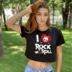 Топ женский Рок-н-ролл 1