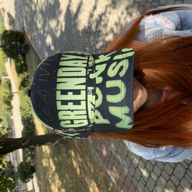 Купить Бейсболка Green Day 1