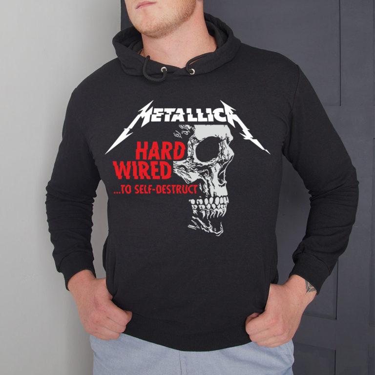 Худи Metallica 21