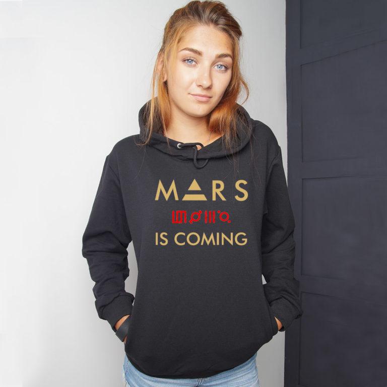 Худи 30 Seconds to Mars 14