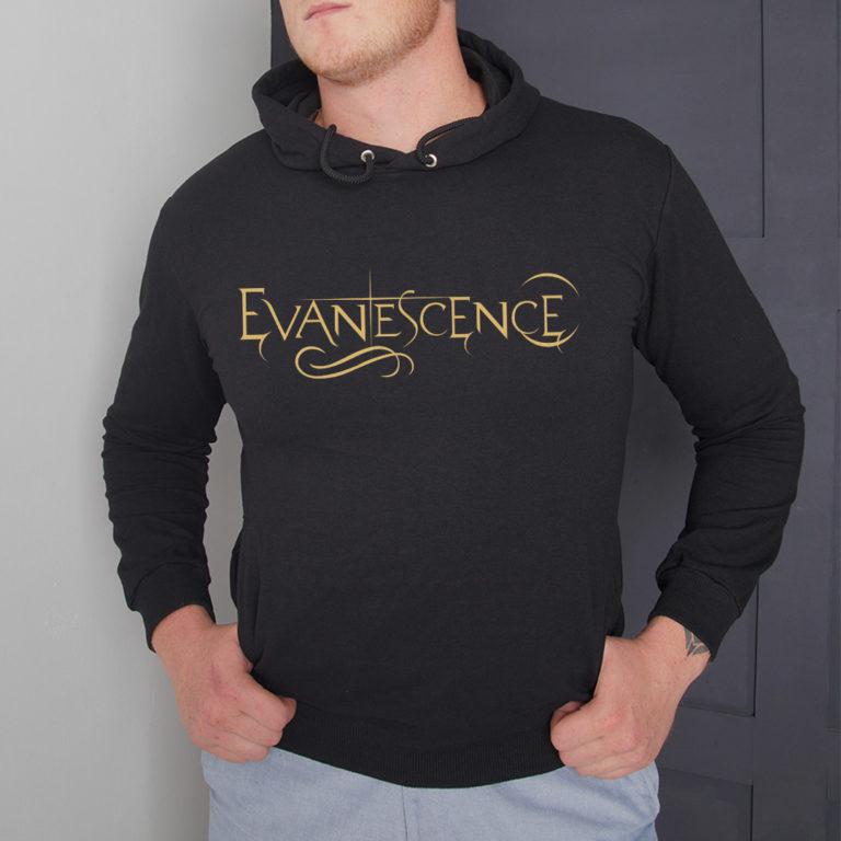 Худи Evanescence 7