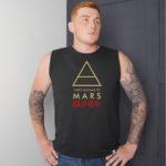 Футболка удлиненная 30 Seconds to Mars 4