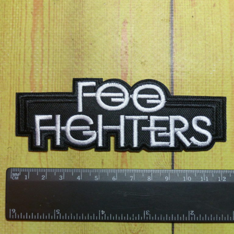 Нашивка Foo Fighters