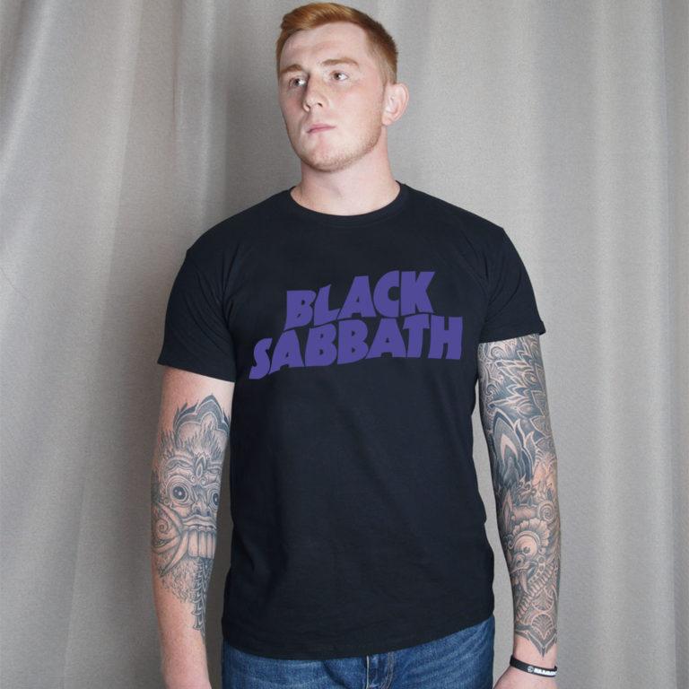 Футболка Black Sabbath 3