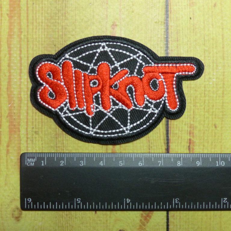 Нашивка Slipknot 1